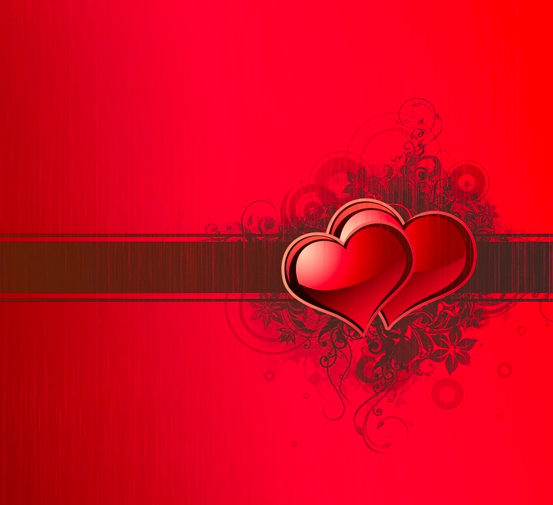 valentine's day templates psd